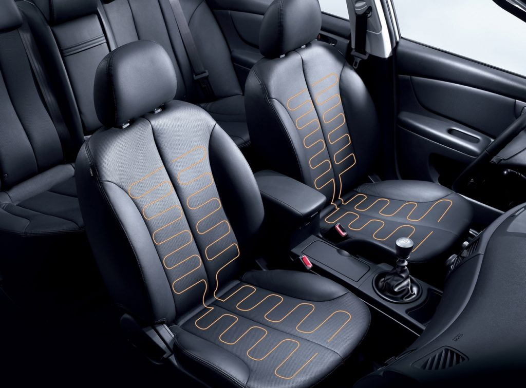 Auto Heated Seat Covers
