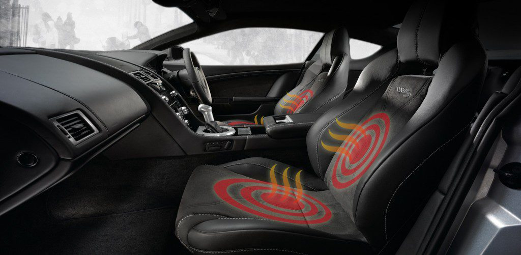 Car Heated Seat Cover
