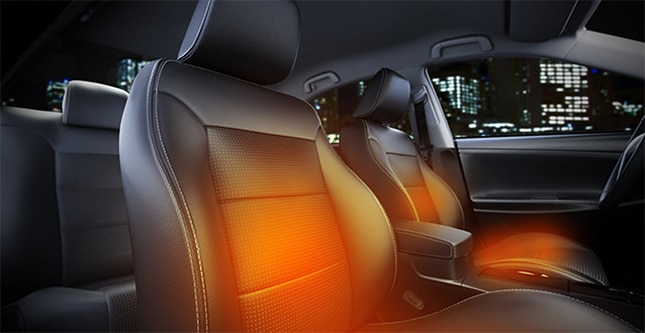 Car Heated Seat Covers